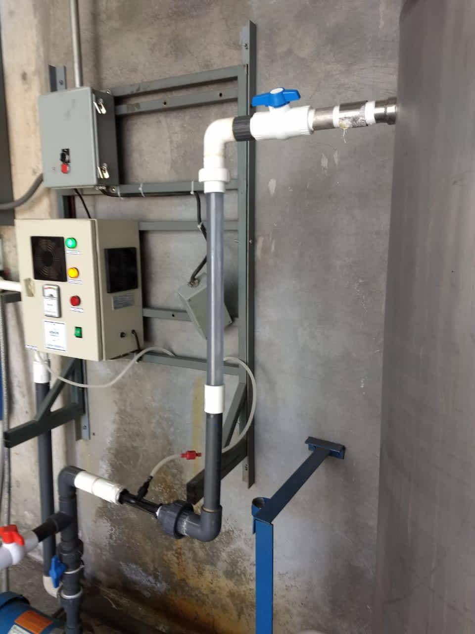 Servicios de instalación y mantenimiento